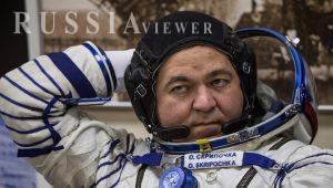 اولگ اسکرپوچکا، کیهاننورد روس