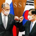 روسیه و کره