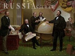 روسیه آلاسکا را به آمریکا فروخت